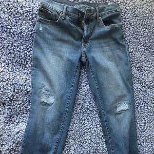 Eddie Bauer Jeans Capris
